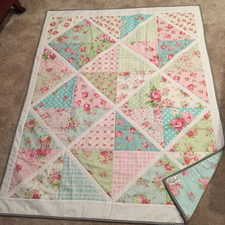 best 12 image result for shab chic patchwork quilt Shabby Chic Quilt Pattern Inspirations