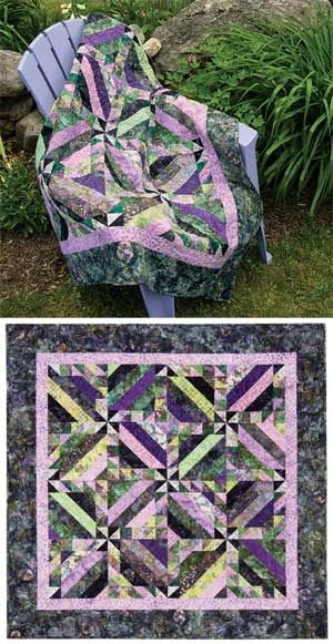 intertwined quilt pattern love the colors keepsake Elegant Intertwined Quilt Pattern Gallery