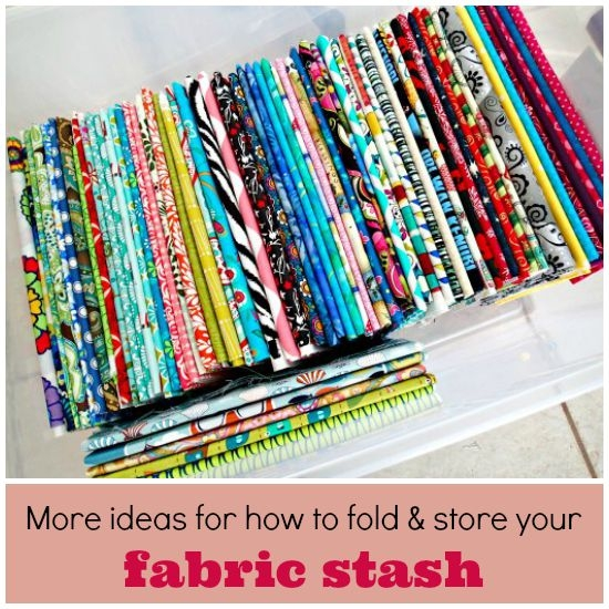 organising your stash how to keep it neat so sew easy Modern The Fabric Stash Quilting Sewing Store