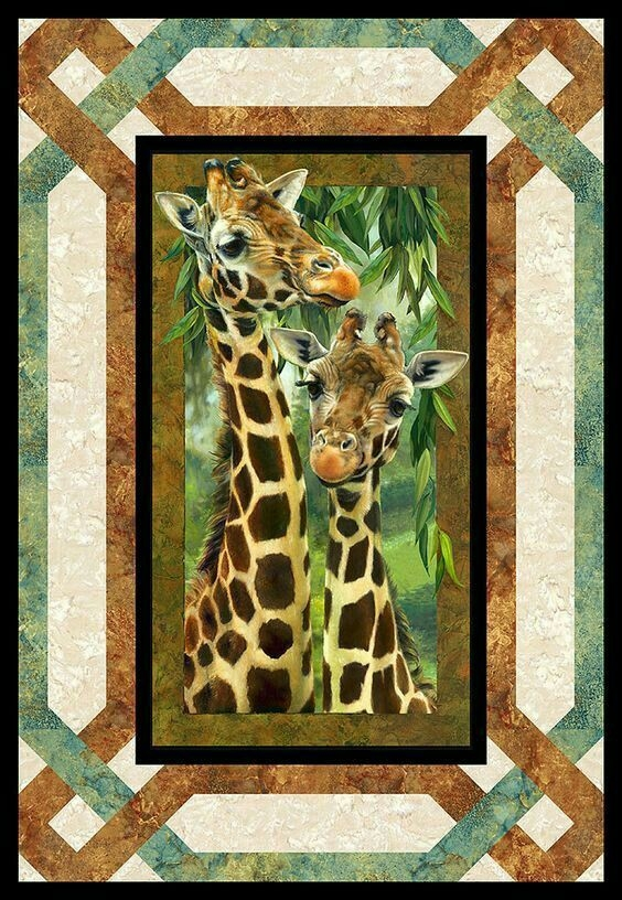 pin debbiehume on crafts sewing quilt inspiration Unique Wildlife Quilt Fabric Panels Inspiration Inspirations