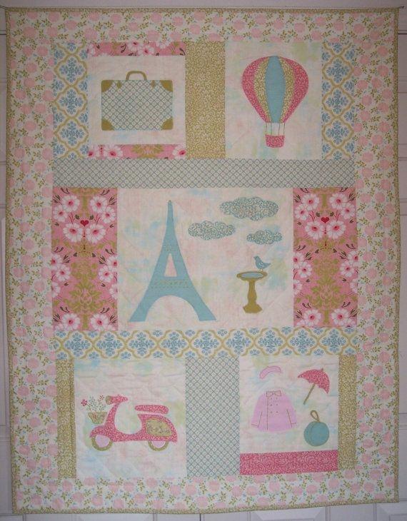 quilt pattern ba girl or little girl quilt applique Elegant Quilt Patterns For Little Girls Inspirations