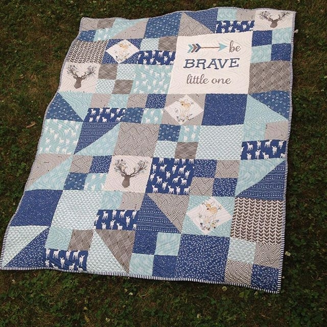 tksupnort for our newest grandson jaxon edward Baby Boy Quilt Patterns Inspirations