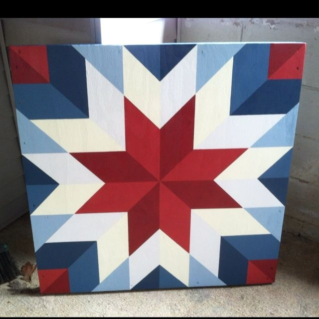 barn quilt you can order in any size color and pattern Elegant Quilt Block Patterns For Barns Inspirations