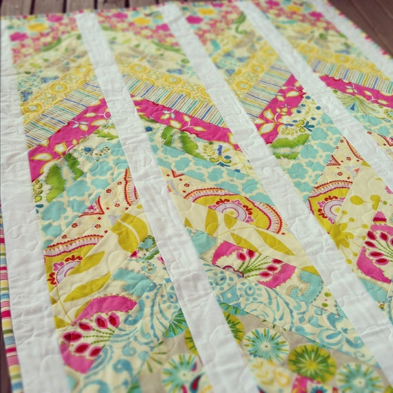 chevron quilt pattern jelly roll quilt pattern Stylish Chevron Quilt Pattern Using Jelly Roll