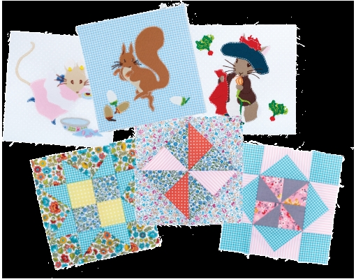 collection peter rabbit patchwork quilt Cozy Peter Rabbit Quilt Pattern Inspirations