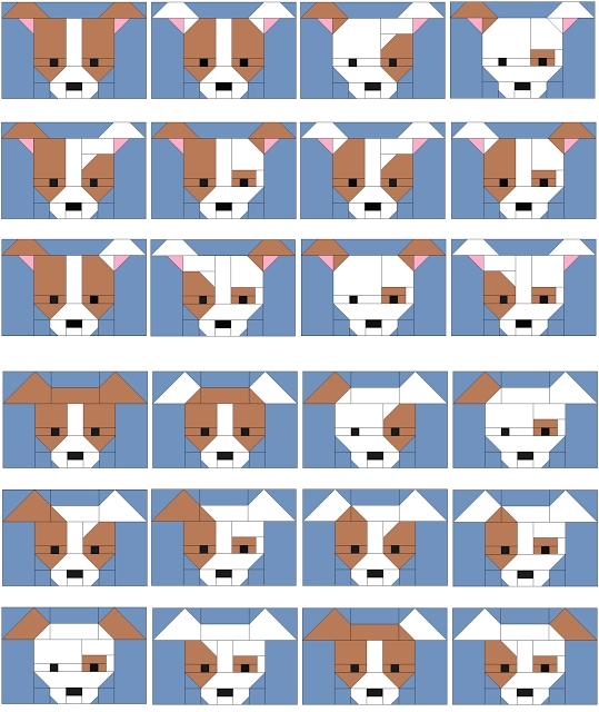 dog gone cute dog quilt puppy quilt cute quilts cat Modern Dog Gone Cute Quilt Free Inspirations