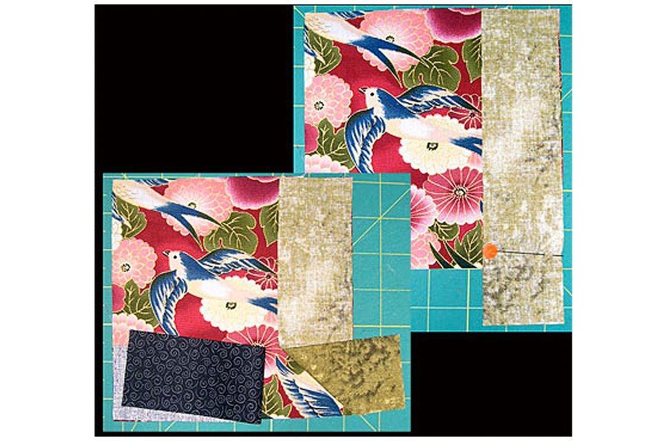 easy attic windows quilt block pattern Interesting Easy Attic Windows Quilt Block Pattern Inspirations