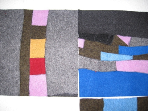 felted wool quilt patterns quilt pattern Modern Felted Wool Quilt Patterns Gallery