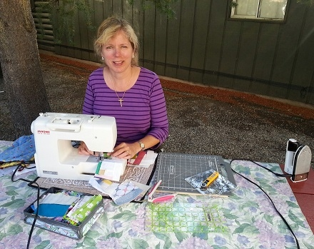 florida quilt network newsletter 203 Modern Heartfelt Quilting Sewing Winter Haven Gallery