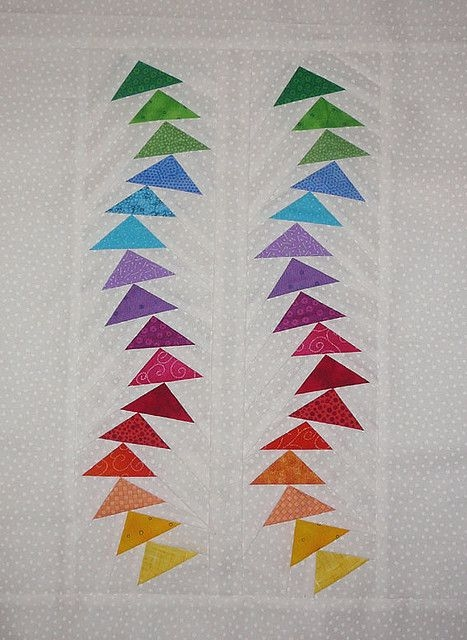 flying wonky geese finished 1 flying geese quilt flying Elegant Quilting Flying Geese Pattern Inspirations