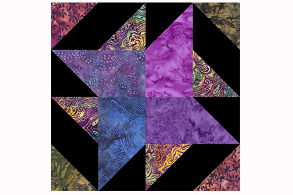 free 8 inch quilt block patterns for quilts of any size Modern 5 Inch Quilt Block Patterns Gallery