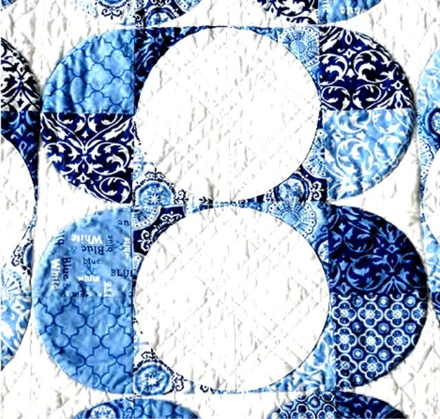 free pattern crazy eights quilt anjeanette for pellon Crazy Eights Quilt Pattern Gallery