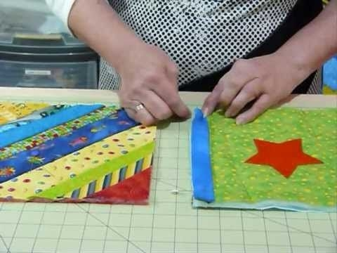 how to join up quilt as you go blocks and borders quilting Modern Easy Quilt As You Go Patterns Gallery