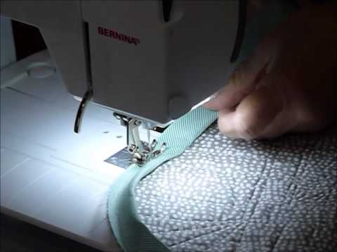 how to stitch bias binding on to a scallop edged quilt quilting tips techniques 172 Elegant Sewing Bias Binding On A Quilt