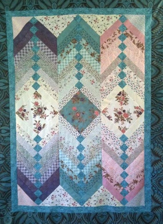 jelly roll french braid quilt pattern downloadable version Elegant French Braid Quilt Pattern Inspirations