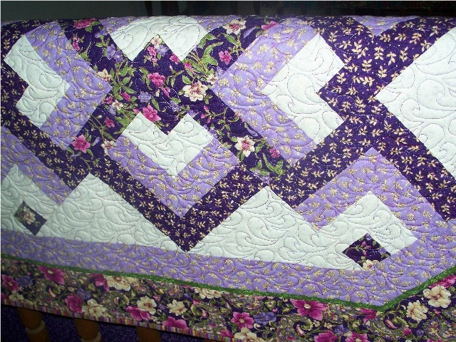 lovers knot quilt eleanor burns quiltingboard forums Unique Lovers Knot Quilt Pattern Inspirations