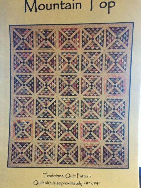 mountain top traditional quilt pattern edyta sitar of laundry basket quilts Modern Laundry Basket Quilts Patterns