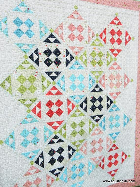 pink lemonade quilt pattern pdf Elegant Pink Lemonade Quilt Pattern
