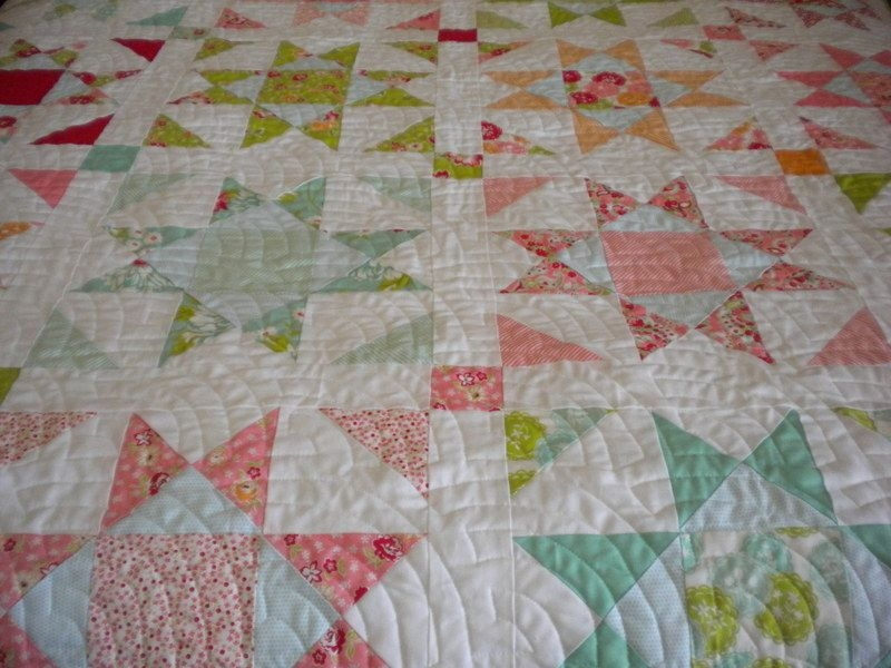 quarter square triangle quilt patterns to try triangle Quarter Square Triangle Quilt Pattern