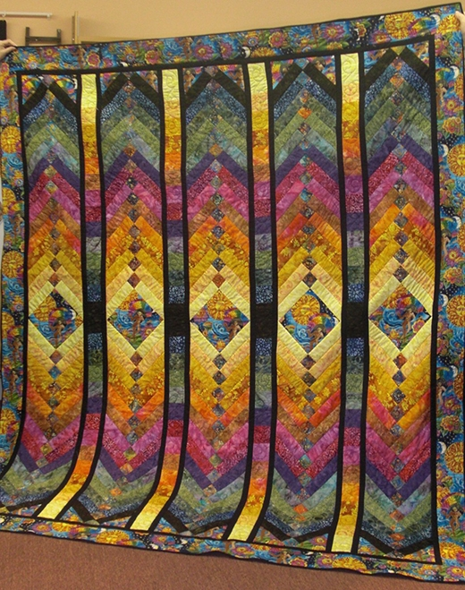 quilting land french braid quilt Elegant French Braid Quilt Pattern Inspirations