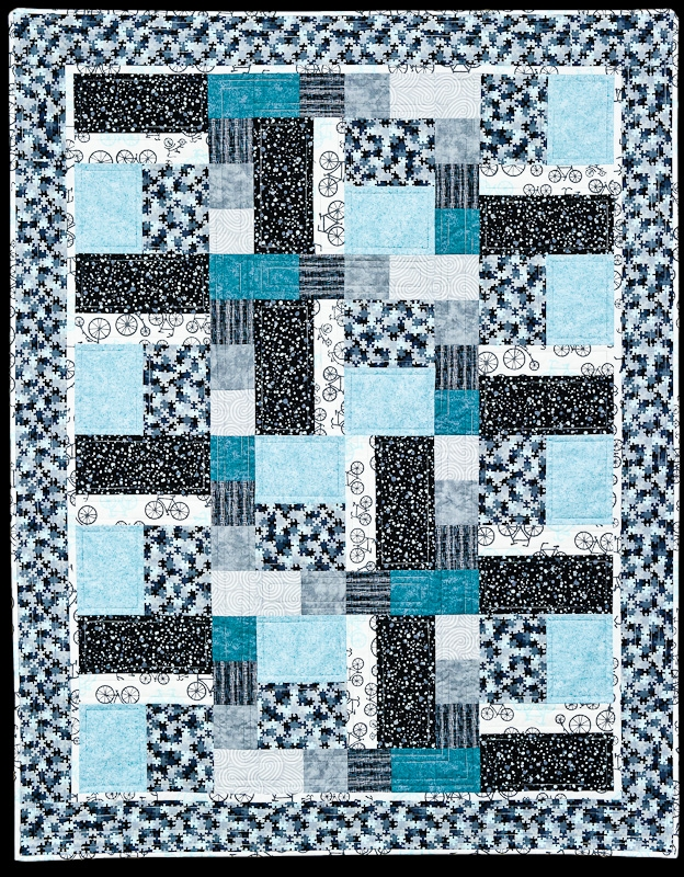 rectangles and squares download quilt pattern quilts jen Cool Quilt Patterns Using Squares Gallery