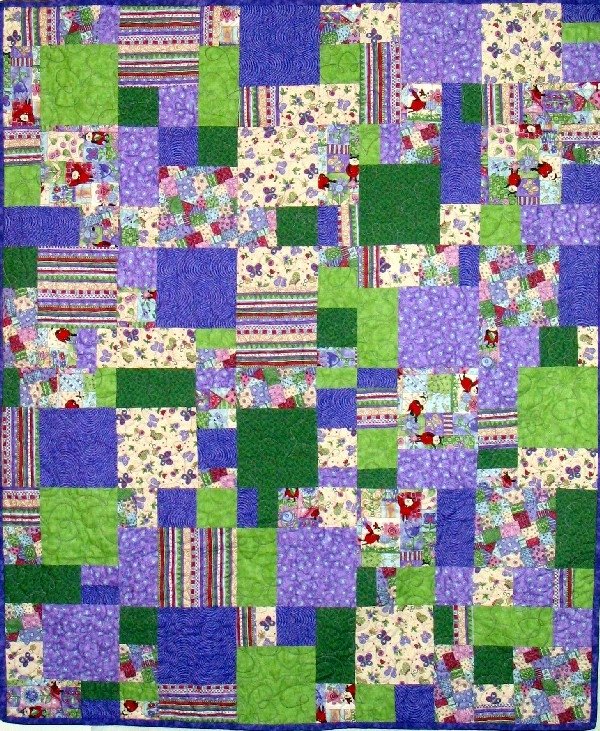 sandis class quilts Crazy Eights Quilt Pattern Gallery