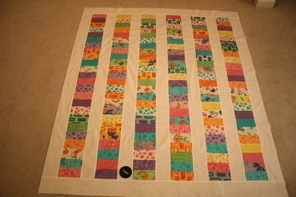 spring fever chinese coin quilt top quiltingboard forums Cool Chinese Coins Quilt Pattern Gallery