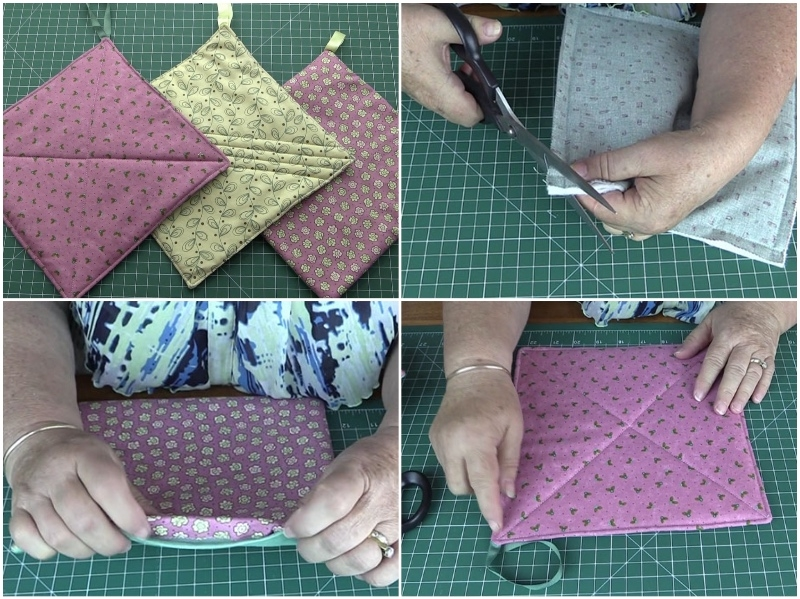Beautiful 10 ways to use up your fabric scraps alanda craft 11 Unique Quilted Sewing Fabric Inspirations