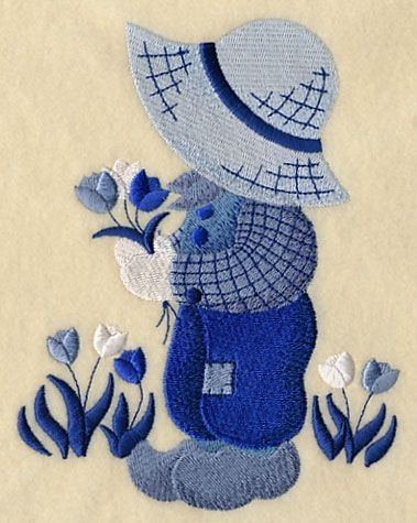 Beautiful little dutch boy fisherman fred block of the month pattern 11 New Dutch Boy Girl Quilting Patterns Gallery