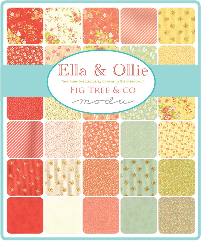 carried away quilting crossing petals kits featuring ella 9 Modern Fig Tree Daisy Chain Quilt Pattern Inspirations