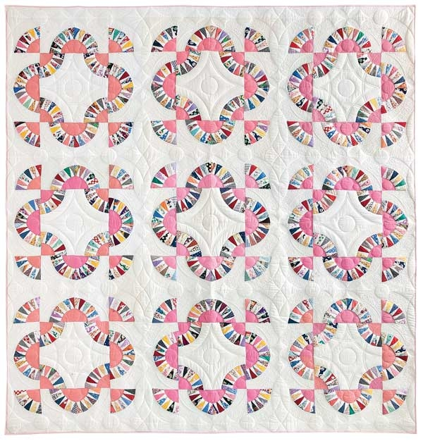 Cool friday free quilt patterns new new york beauty mccalls Stylish New York Beauty Quilt Pattern Inspirations