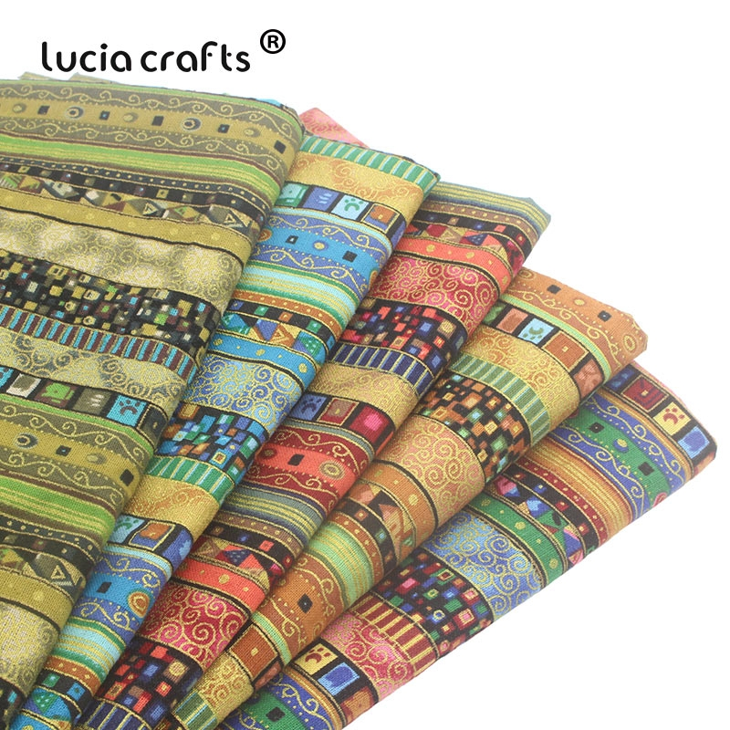 Cool sale1pcs 100150cm vintage linen cotton fabric printed cloth diy sewing quilting patchwork fabric dress cloth accessories h0914 9 Beautiful Vintage Quilting Fabrics For Sale Gallery