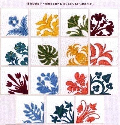 Cool youtube downloader hawaiian quilt patterns hawaiian 11 New Hawaiian Applique Quilt Patterns