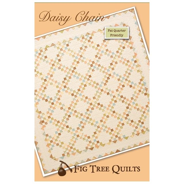 daisy chain 9 Modern Fig Tree Daisy Chain Quilt Pattern Inspirations