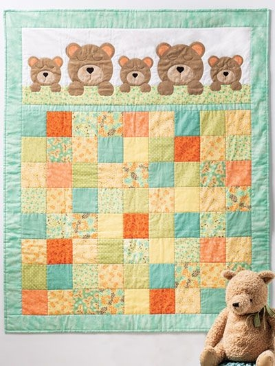 Elegant exclusively annies quilt designs sweet dreams quilt 11 Stylish Cot Patchwork Quilt Patterns