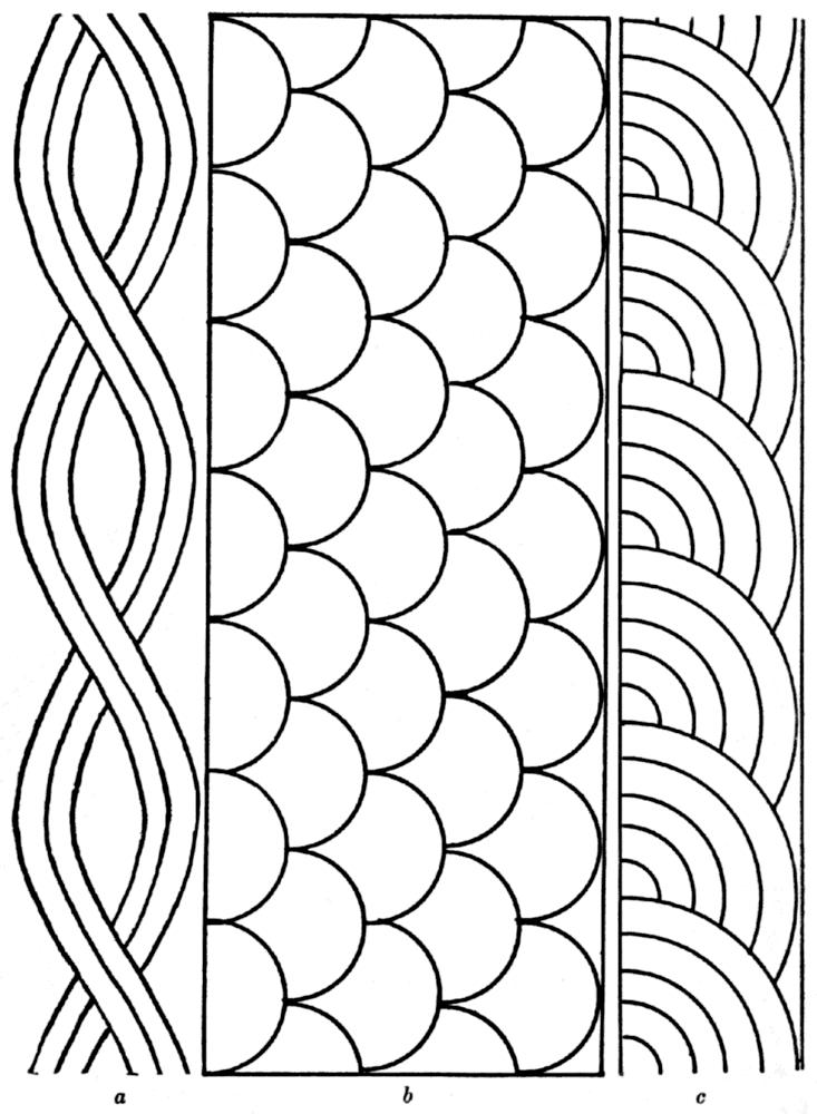 Elegant free hand quilting patterns hand quilting where do you 10 Cozy Hand Quilting Patterns For Borders Gallery