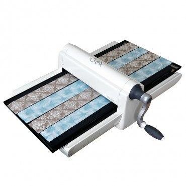 Elegant sizzix big shot pro quilt fabric cutter 9 Elegant Fabric Cutter For Quilting Gallery