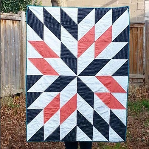 Elegant star gazing quilt beginner quilt patterns quilt patterns 10 New Most Common Quilt Patterns Inspirations