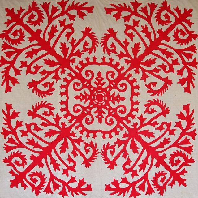 hawaiian quilts 10 Cozy Hawaiian Quilting Patterns