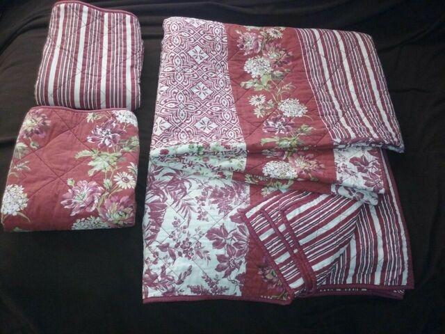 martha stewart box plaid reversible full queen quilt 9 Modern Martha Stewart Quilt Patterns Gallery