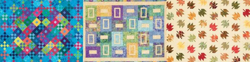 Modern free easy batik quilt patterns quilting daily 10 Unique Quilt Patterns Using Batiks