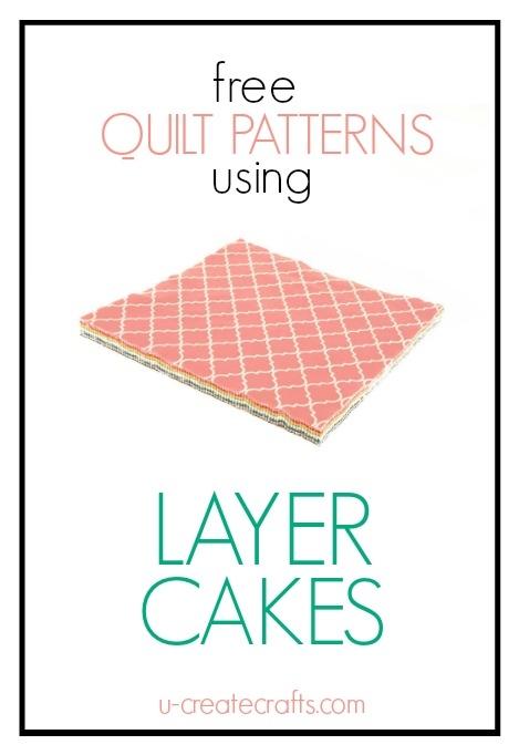 Modern free layer cake quilt patterns 11 Stylish Layer Cake Quilt Patterns By Moda