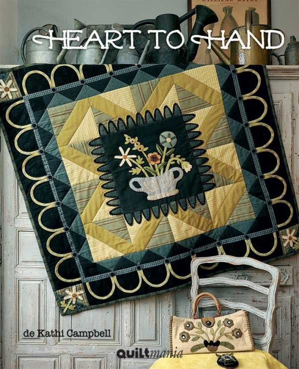Modern heart to hand 9 Elegant Heart To Hand Quilt Patterns Gallery