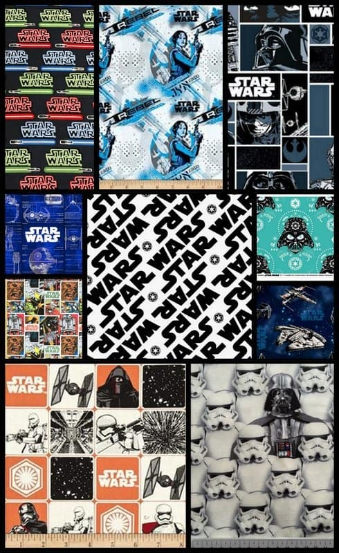 Modern may the force be with you with star wars quilt patterns 9   Unique Star Wars Quilting Fabric Inspiration Gallery