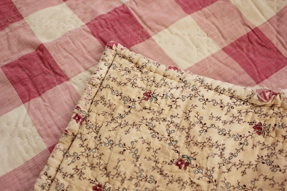 Modern textile trunk french vintage quilts fabric shop authentic 11 Interesting Vintage Quilt Fabric Gallery