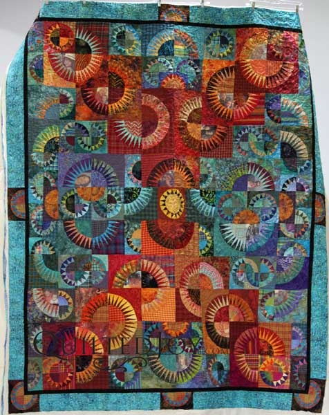 Modern what a gorgeous new york beauty quilted joy Stylish New York Beauty Quilt Pattern Inspirations