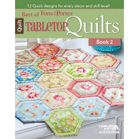 New best of fons porter tabletop quilts book 2 10 Cool Best Of Fons And Porter Patriotic Quilts Inspirations