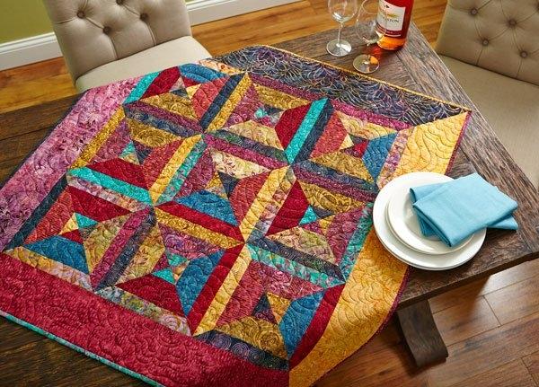 New free batik quilt patterns allpeoplequilt 10 Unique Quilt Patterns Using Batiks