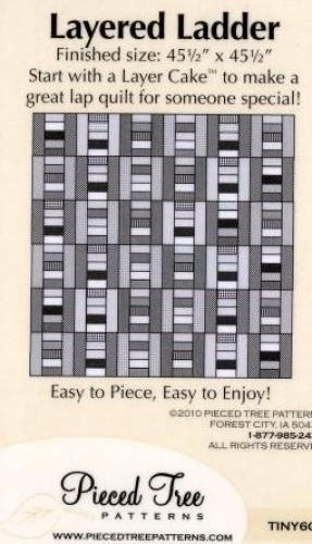 New layered ladder tiny 60 pieced tree patterns quilt in a 10 Cool Pieced Tree Quilt Patterns Inspirations