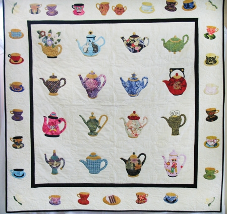 search results teapot applique all about applique 10 Beautiful Teapot And Teacup Patterns For Quilt Blocks